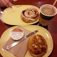 Photo taken at Panera Bread by Courtney B. on 12/24/2012