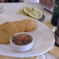 Photo taken at Restaurant Polo Sur by Gabriela C. on 10/31/2014