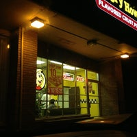 Photo taken at Hungry Howie's Pizza by girl w0nder on 5/4/2013