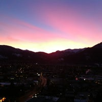 Photo taken at Four Points by Sheraton Panoramahaus Dornbirn by Fabian G. on 12/20/2012