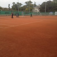 Photo taken at Lawn Tennis Club by Vladimir b. on 9/30/2013