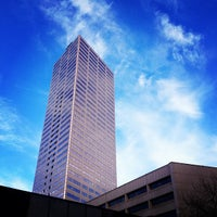 Photo taken at US Bancorp Tower by Jonny B. on 1/27/2013