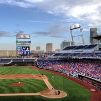 Photo taken at TD Ameritrade Park by Shannon M. on 5/15/2013