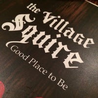 Photo taken at The Village Squire by Ann Marie D. on 5/10/2014