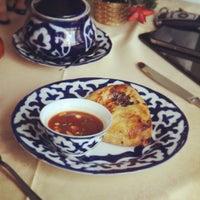 Photo taken at Gulnaz Cafe by Dmitriy T. on 1/4/2013