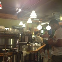 Photo taken at Café on the Ave. by Crystal Q. on 7/26/2013