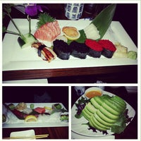 Photo taken at Jin Restaurant by Ava L. on 3/3/2013