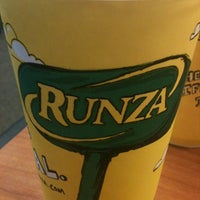 Photo taken at Runza by Jessica A. on 10/1/2012