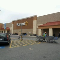 Photo taken at Walmart Supercenter by Alachia Q. on 5/6/2013