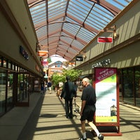 Photo taken at Woodburn Premium Outlets by Jeroen V. on 7/28/2013