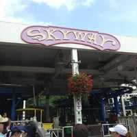 Photo taken at Skyway Cable Cars by Kingslayer on 8/31/2013