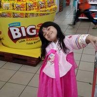 Photo taken at Pasaraya HERO (Hypermarket) by Nur Aziziah M. on 6/3/2014