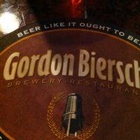 Photo taken at Gordon Biersch Brewery Restaurant by Greg K. on 11/13/2012
