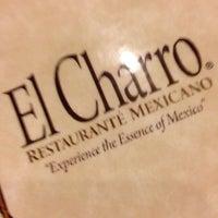 Photo taken at El Charro by Greg K. on 11/15/2015