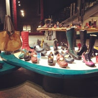 Photo taken at John Fluevog Shoes by Leigh E. on 10/13/2012