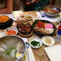 Photo taken at Jang Su Jang by Phoebe C. on 9/10/2013