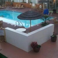 Photo taken at El Tropicano Hotel by Scott W. on 2/17/2013
