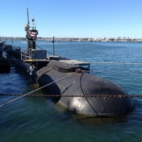 Photo taken at USS Dolphin by GAUGE S. on 11/4/2012