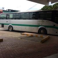 Photo taken at Phayao Bus Terminal by Mcmax M. on 7/27/2016