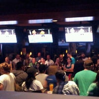 Photo taken at Half Moon Windy City Sports Grill by Balls on 3/17/2013