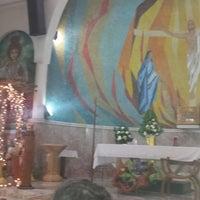 Photo taken at Iglesia Santa Teresa De Avila by Carlos Y. on 12/11/2014