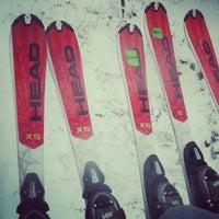 Photo taken at Attitash Mountain Resort by Rayh B. on 12/18/2012