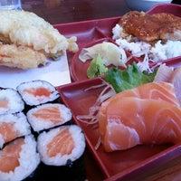 Photo taken at Sushi Bang by Mel J. on 3/21/2013