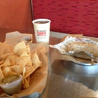 Photo taken at Qdoba Mexican Grill by Adam B. on 3/15/2013