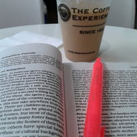 Photo taken at The Coffee Experience by Yona Y. on 8/28/2013