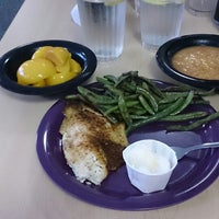 Photo taken at Lentz Dining Hall by Misty A. on 9/6/2013