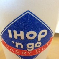 Photo taken at IHOP by Amy S. on 5/3/2014
