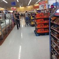 Photo taken at Walmart Supercenter by Кэт Б. on 4/13/2013