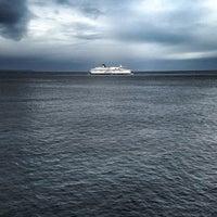Photo taken at Sturdies Bay Ferry Terminal by kris k. on 4/20/2014