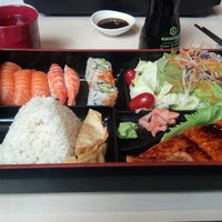 Photo taken at Ginza Sushi by Lady Vee O. on 10/20/2012
