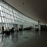 Photo taken at John F. Kennedy International Airport (JFK) by Vladyslav B. on 8/10/2013