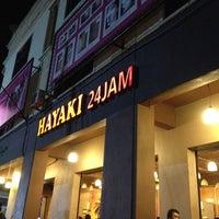 Photo taken at Hayaki Kopitiam by Boon Huat L. on 4/6/2013