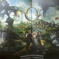 Photo taken at Cine Araújo by Leo A. on 3/10/2013