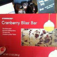 Photo taken at Starbucks by Gwen on 12/12/2012