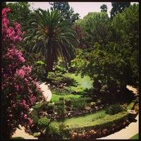 Photo taken at Langham Huntington Hotel by Melanie N. on 8/24/2013