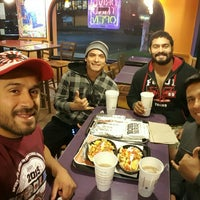 Photo taken at Taco Bell by Pablo R. on 11/23/2015