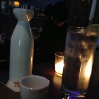 Photo taken at HaChi Restaurant & Lounge by alison c. on 6/6/2013