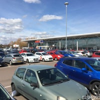 Photo taken at Tesco Extra by Roger N. on 4/2/2016