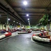 Photo taken at Kartcenter Kottingbrunn by Daniel W. on 12/16/2012