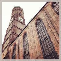 Photo taken at Augustiner am Dom by William K. on 5/11/2013