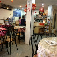 Photo taken at 雅阁素食馆 by Anthony A. on 2/1/2013