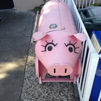 Photo taken at Los Gatos Meats Smokehouse by Palmer M. on 2/12/2013