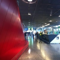 Photo taken at Lille Airport (LIL) by David D. on 10/26/2012
