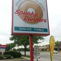 Photo taken at Spunky Dunkers by Leanne G. on 6/5/2013