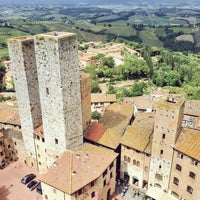 Photo taken at Torre Grossa by Josh O. on 6/2/2016