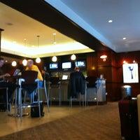 Photo taken at Terminal B by Matthew K. on 1/29/2013